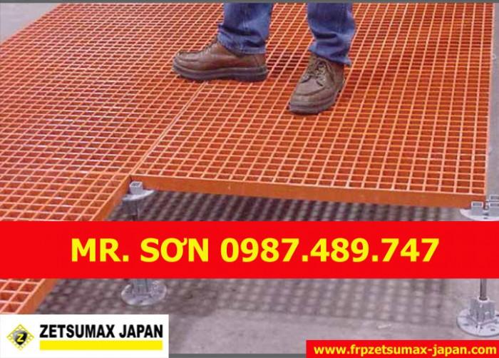tấm đan rãnh thoát nước composite16