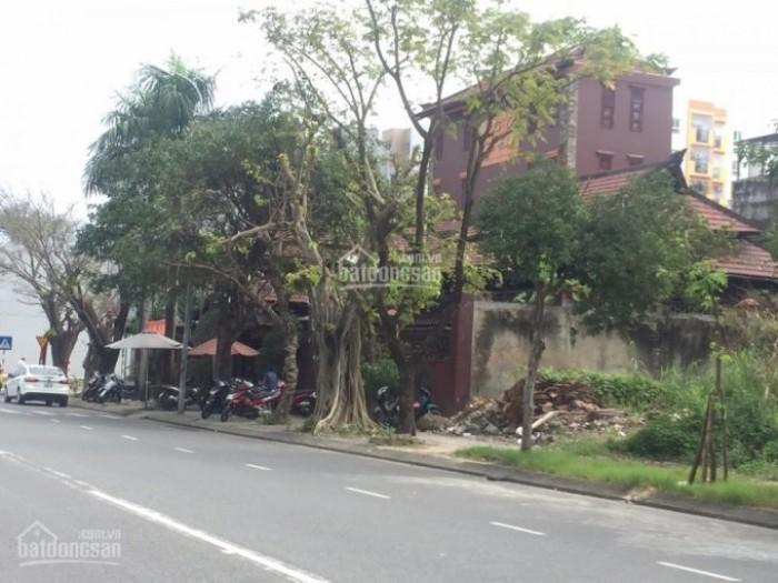 Bán lô đất 2 mặt tiền đường 25M của Quận Sơn Trà. Ngang 11.3m