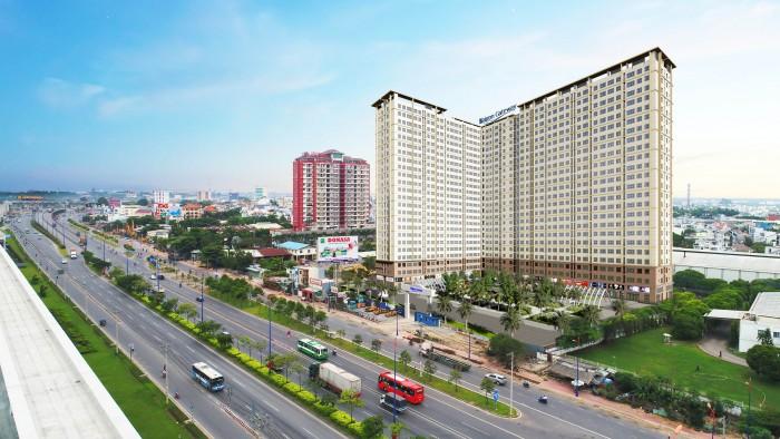 Saigon Gateway chỉ còn 1 vài căn.