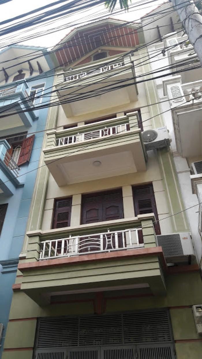 Bán nhà phân lô liền kề ngõ 241 Mai Dịch,DT 50 m2 x 3,5 Tầng, MT 4m.  Đường trước nhà 4m