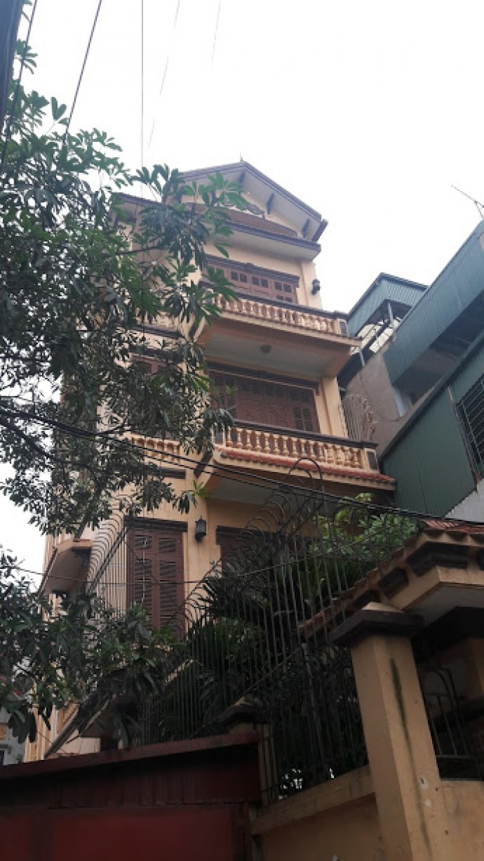 Bán nhà mặt phố Hà Trì 1, Phường Hà Cầu,  Quận Hà Đông, DT 113,8 m2, xây  dựng 90 m2 x 5 tầng,