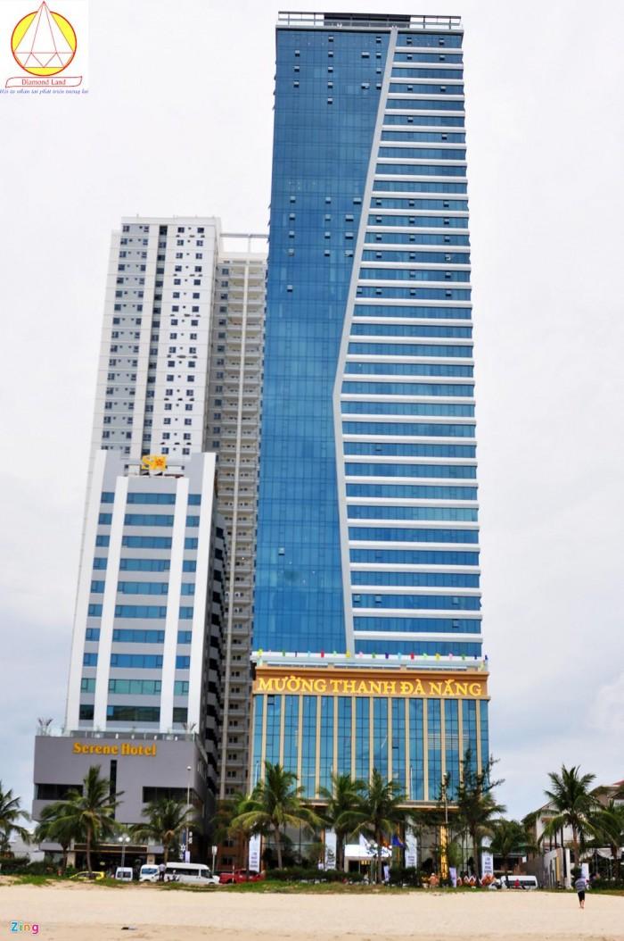 Cần bán gấp cặp Mường Thanh hướng Tây tầng cao view bao trọn TP.Đà Nẵng xinh đẹp