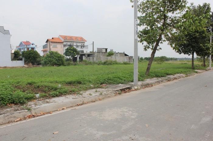 Đất mặt tiền Nguyễn Xí, KDC Bình Lợi, Nơ Trang Long, 2 tỷ 55/lô