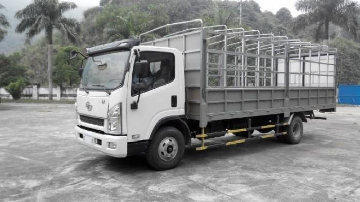 Faw 6T sản xuất năm 2016 Số tay (số sàn) Xe tải động cơ Dầu diesel