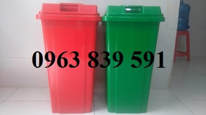 Cc thùng rác nhựa có bánh xe0