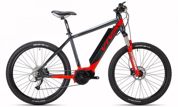 Xe đạp điện VIVA model E 920