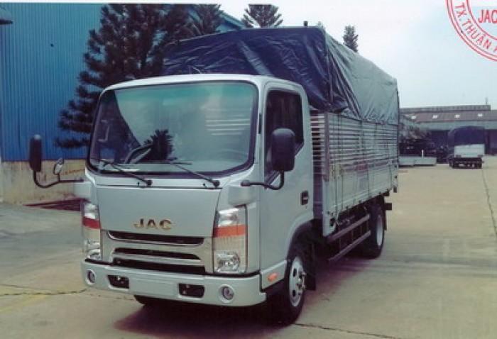 Xe tải isuzu 1.9 tấn thùng dài 4.5m đã có thùng và hồ sơ xe 0