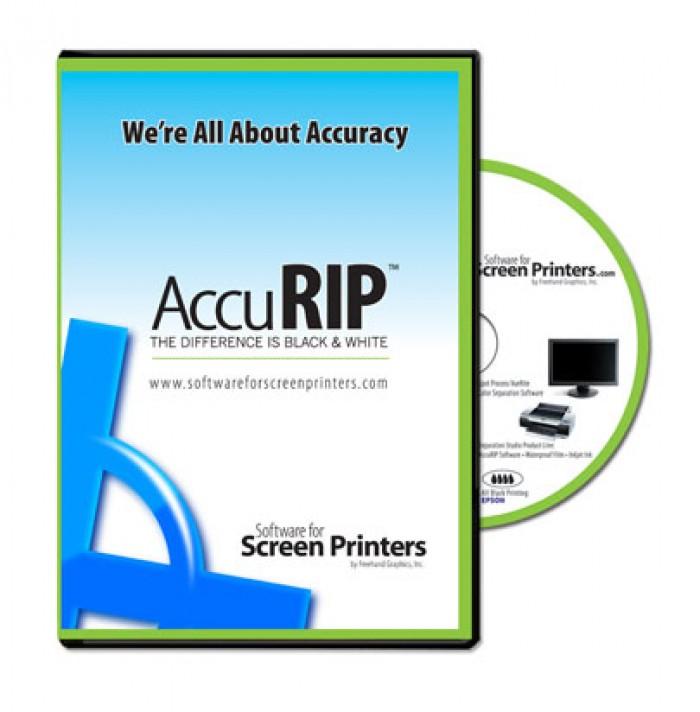 phần mềm AccuRip