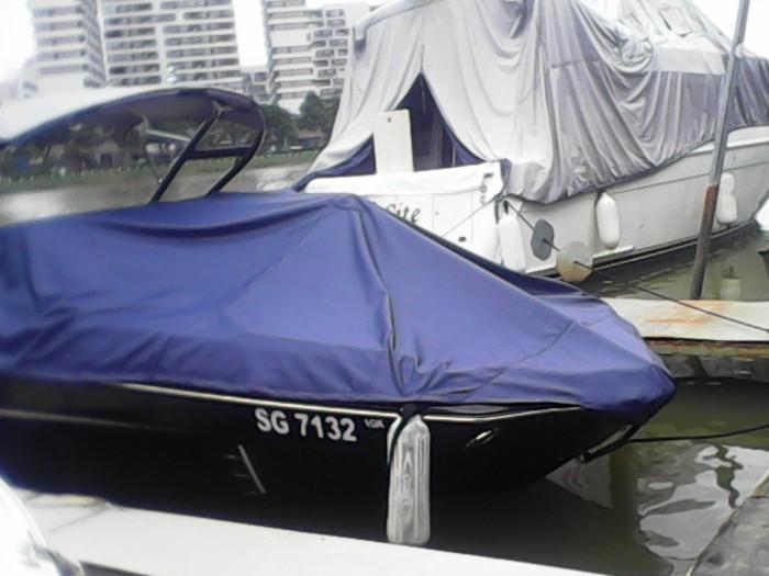 Bạt che du thuyền, bạt che canô, bạt tàu, bạt xà lan1