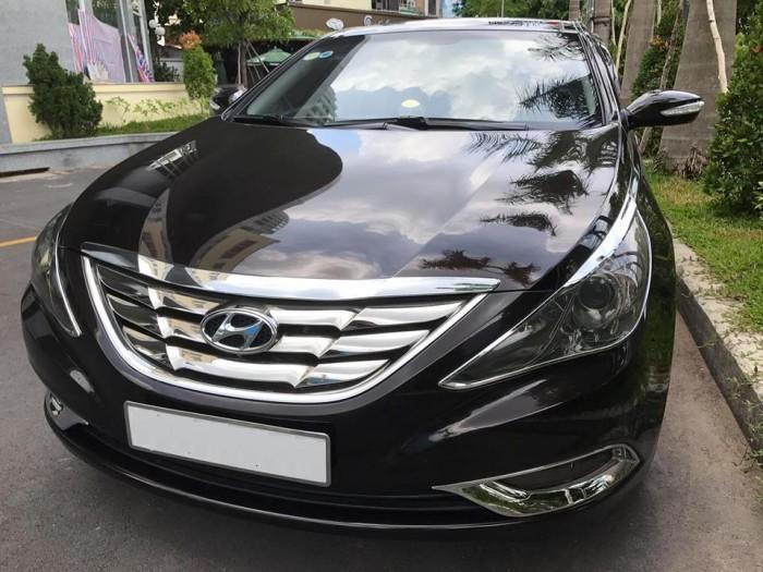 Hyundai Sonata sản xuất năm 2010 Động cơ Xăng