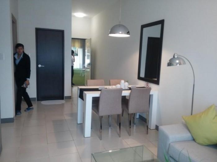 Bán gấp căn hộ chung cư City Tower Bình Dương, mặt tiền Đại Lộ Bình Dương giá 16tr/m2