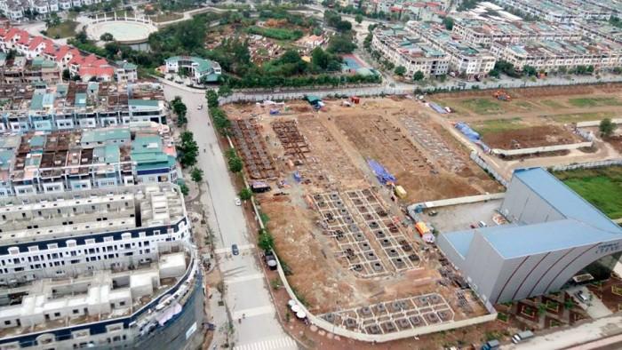 Chung cư The K Park Văn Phú Hà Đông (54-93m2)giá 18tr/m2 cạnh Metro,tàu điện Cát Linh-HĐ.