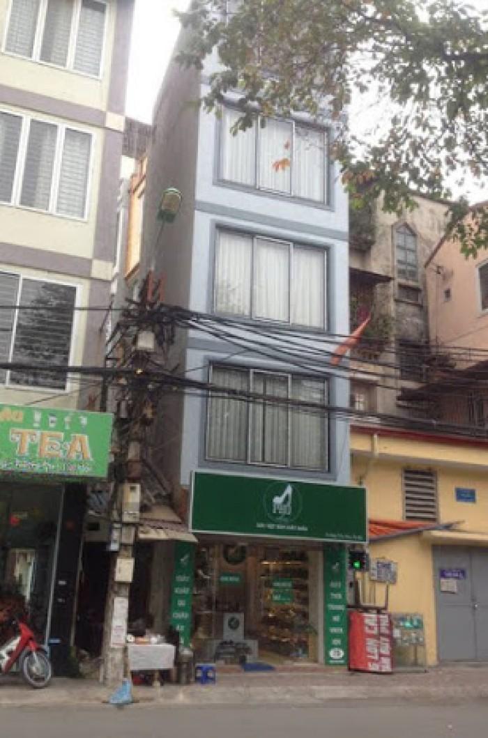 Bán nhà phố Đại Cồ Việt, Kinh doanh Vượng, Cho thuê.