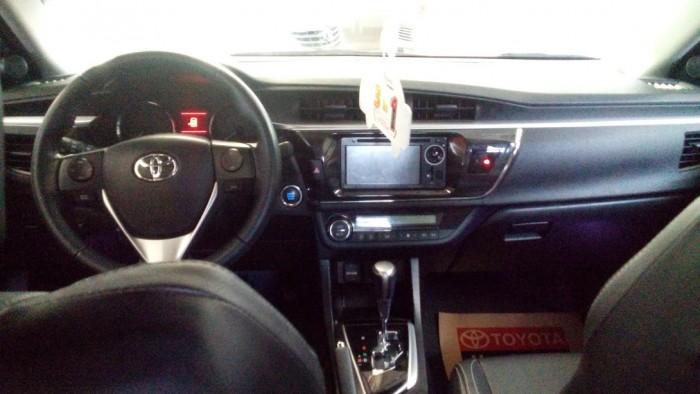 Bán xe Altis 2.0 màu nâu, xe đẹp, giá tốt