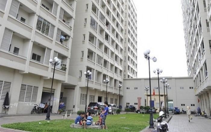 Chính chủ bán căn hộ chung cư tái định cư Hoàng Cầu