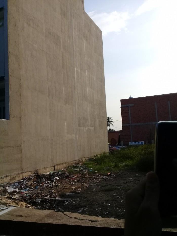 80m2 đất mặt tiền ngay trường tiểu học Nguyễn Văn THệ, Quận 12, SHR