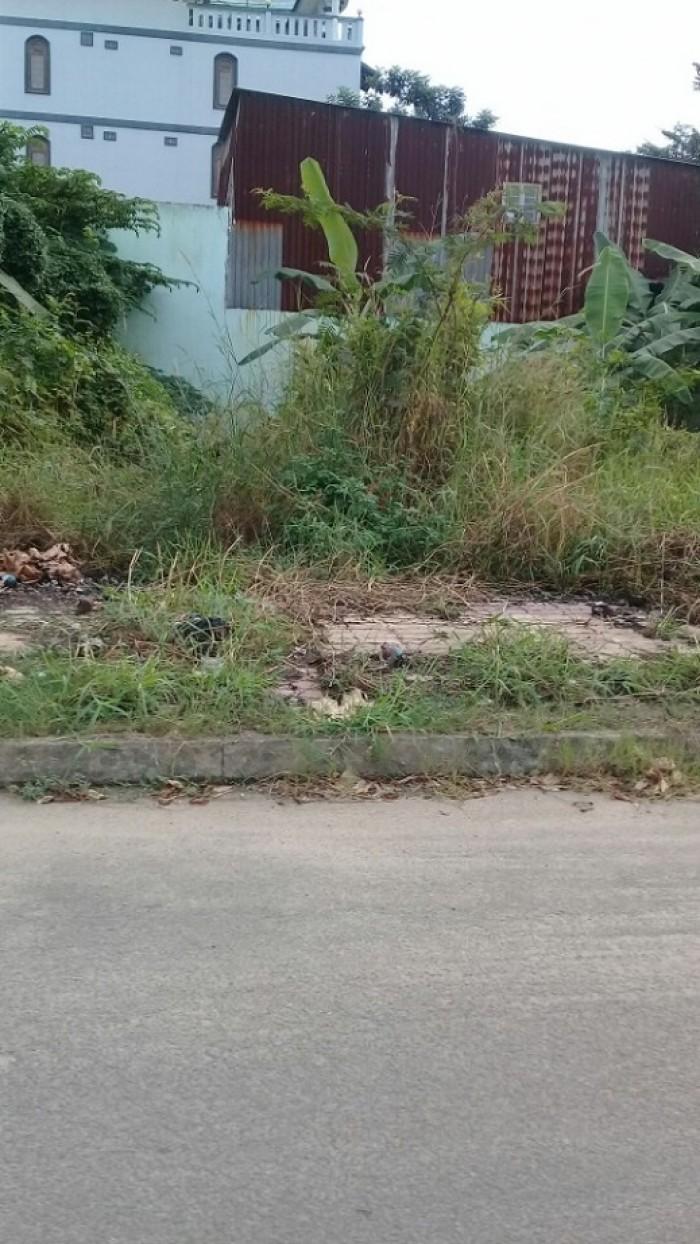 Bán lô đất Ngã tư ga Quận 12, sổ hồng riêng