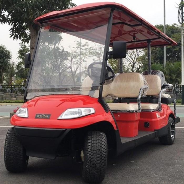 Xe điện du lịch, xe điện sân golf