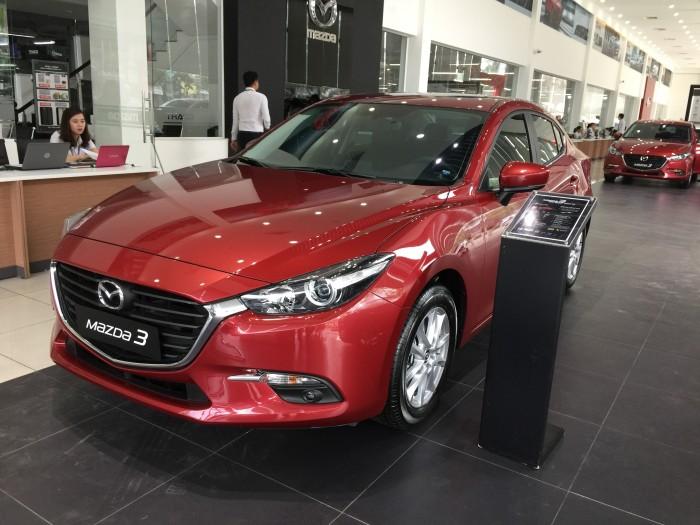 HOT HOT HOT.. xe Mazda 3 Facelift 2018 xe mới giá mềm nhất