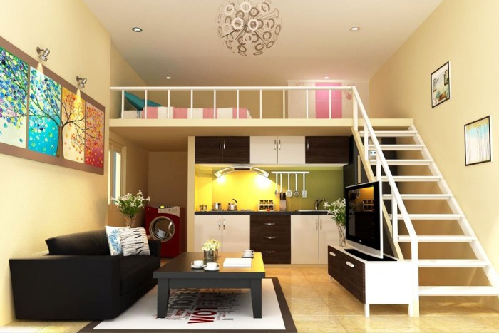 Mở bán Căn hộ chung cư yến Nhi Thạnh Xuân Quận 12