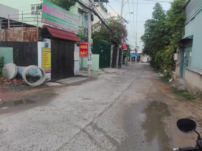 Bán 86m2 Đất mặt tiền Thạnh Xuân 38 phường Thạnh Xuân Quận 12