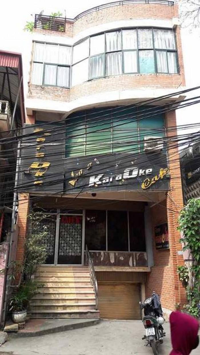 Bán nhà thổ cư chính chủ tại Cổ Nhuế 2- mặt đường- 120m2- 3tầng