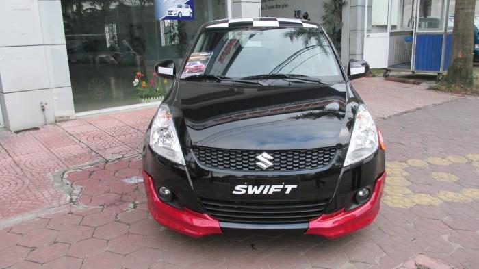 Đại lý ô tô Hải Phòng bán xe SUZUKI SWIFT  RS 2017
