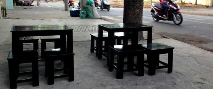 Bàn ghế cafe giá rẻ nhất1