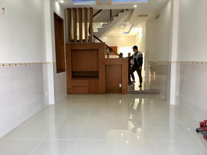 Bán nhà TL37, ngay UB phường Thạnh Lộc Q12, 4 phòng ngủ, đường bê tông 8m