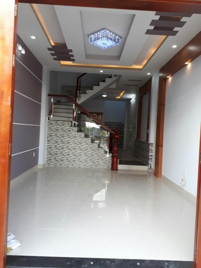 Nhà phố Hà Huy Giáp DT 5.5x16m, 1 lầu mới 100%  giá 1.88 tỷ, SHR