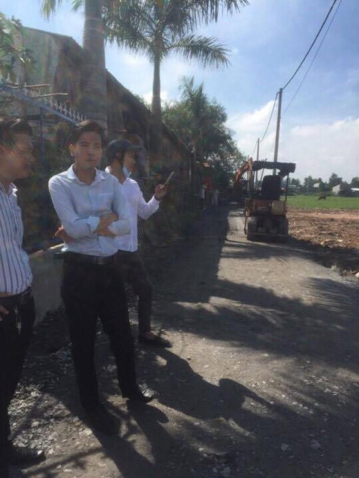 Bán đất giá Vĩnh Lộc B ngay UBND xã vĩnh lôc