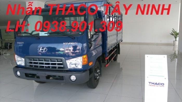 Mua bán xe tải Hyundai,giá xe tải Hyundai HD500(4.99T) ,Giá Tốt Nhất Tây Ninh,Long An,TP.HCM