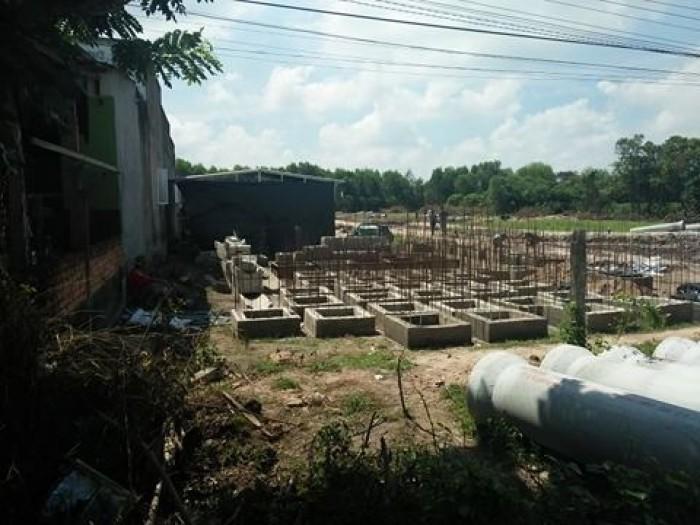 Đất giá rẻ KDC Chutex-xây nhà ở-xây dựng dãy phòng trọ - SHR
