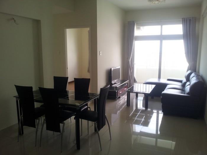 Cho thuê căn hộ âu cơ towerTân Phú, Tp.HCM diện tích 90m2 3pn,có NT giá 9.5 Triệu/tháng