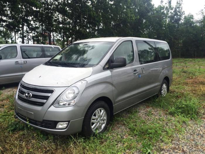 Hyundai Starex sản xuất năm 2017