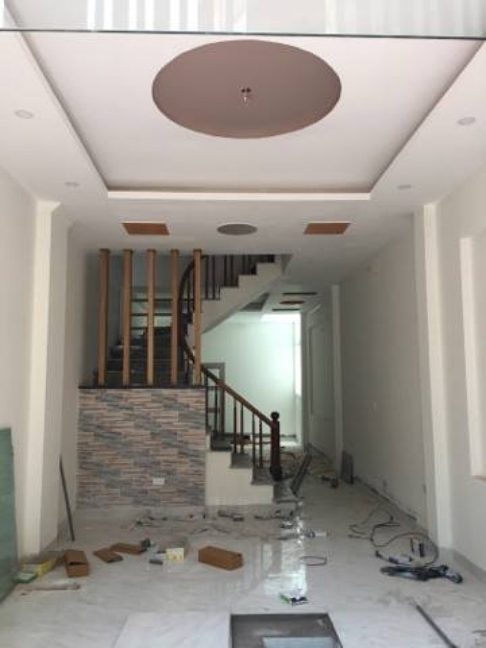 Bán nhà 50m2 4 tầngKĐT Văn Quán Hà Đông ngõ trên 3m.