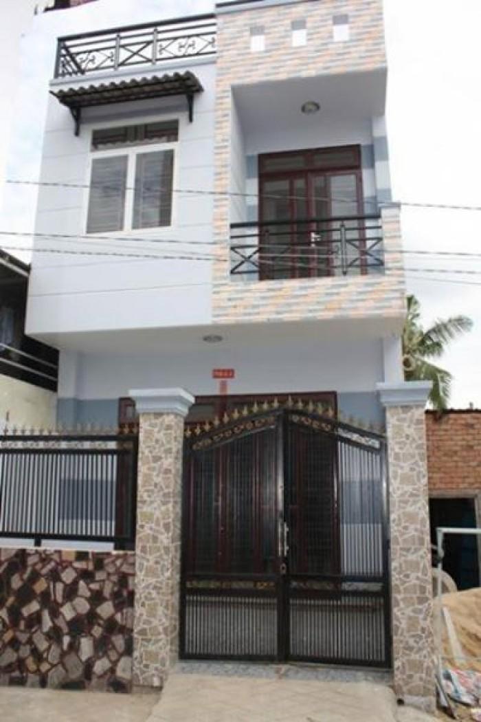Nhà MT Ngô Thời Nhiệm, Phú Nhuận 36m2 giá 3,7 tỷ.