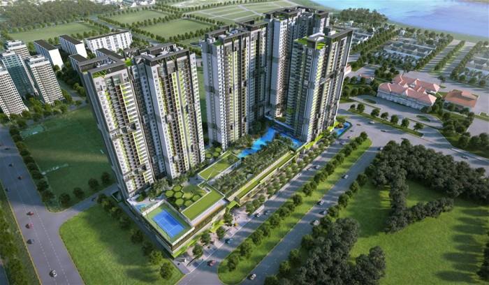 Cần bán căn hộ Vista Verde của Capitaland quận 2 giá chỉ 2.55 tỷ.