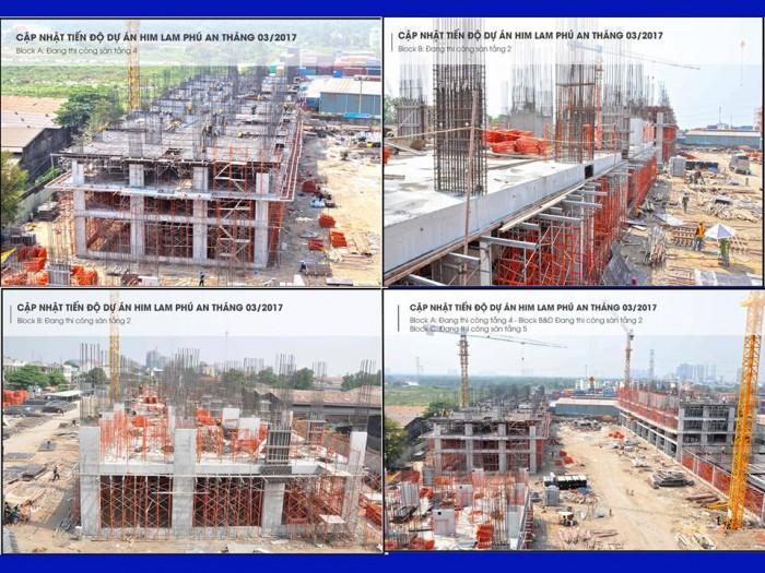 Bán căn hộ Him Lam Phú An-TT 1%/tháng-Chỉ cần TT 45% nhận nhà(810 tr)-Ck 7%,Full nội thất