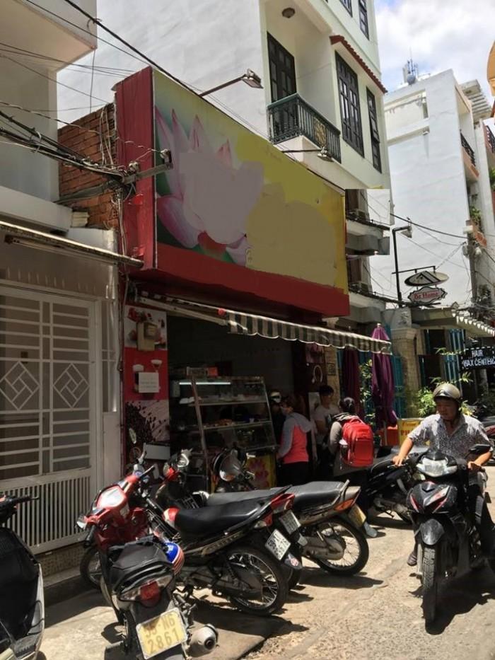 Nhà C4 HXH Nguyễn Trãi 4.3x18.5m NH 7m 15.5 tỷ