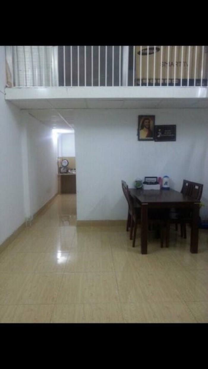 Nhà hẻm 3m số 195 Phạm Văn Bạch, 4x11m, trệt lửng, 2,2 tỷ TL