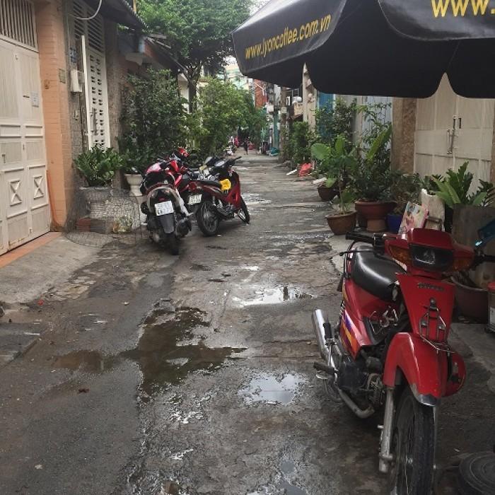 Bán Nhà Hẻm Đường Nguyễn Văn Lượng, phường 17, Quận Gò Vấp