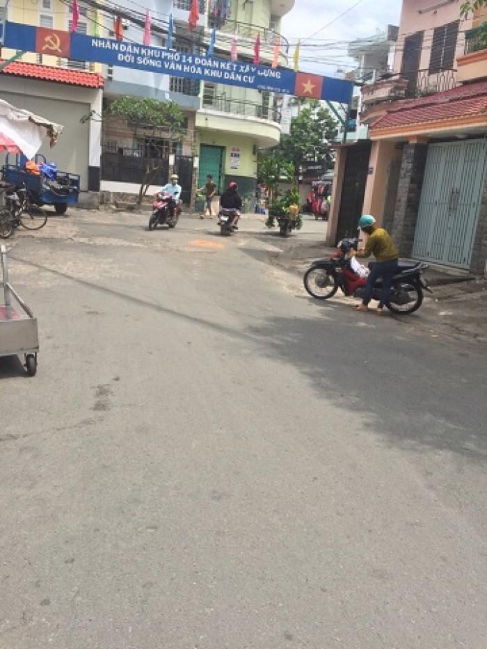 Bán Nhà Hẻm Đường Lê Văn Thọ, phường 16, Quận  Gò Vấp