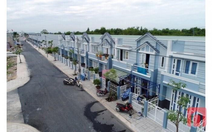 Bán Gấp Nhà Mới Hóc Môn MT Phan Văn Hớn ,DT:4x16m,2PN,Giá 930triệu,SHR