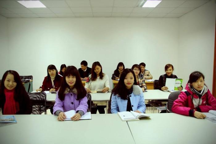 Khóa học tiếng Hàn hiệu quả