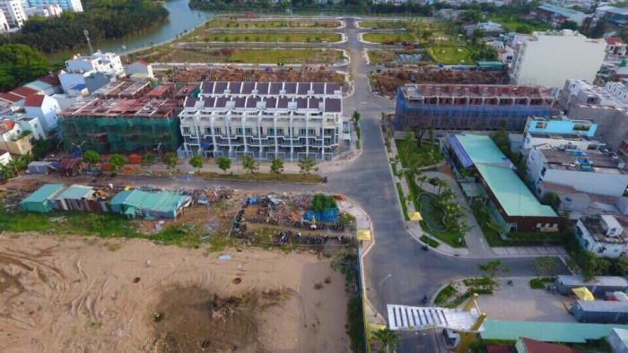 Bán biệt thự song lập liền kề khu biệt thự sinh thái cao cấp an ninh ven sông liền kề Phú Mĩ Hưng