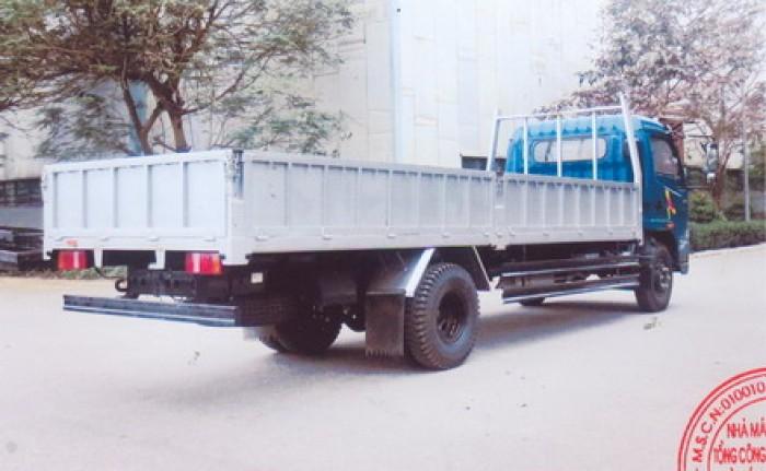 Xe tải 5t thùng 6m1 có hỗ trợ trả góp 0