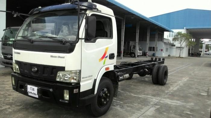 Vt735 Xe Tải 7T5 Máy Nissan Thùng 6M2