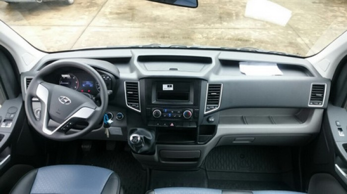 Củ Chi, Long An, Hyundai 16 chổ SOLATI cao cấp, giá mềm nhất Tây Ninh, có trả góp.