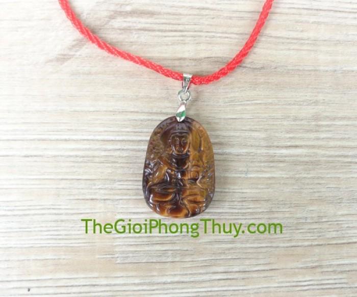 Phật bản mệnh đá mắt mèo nhỏ-Đại Thế Chí Bồ Tát (Ngọ) FS6484-52